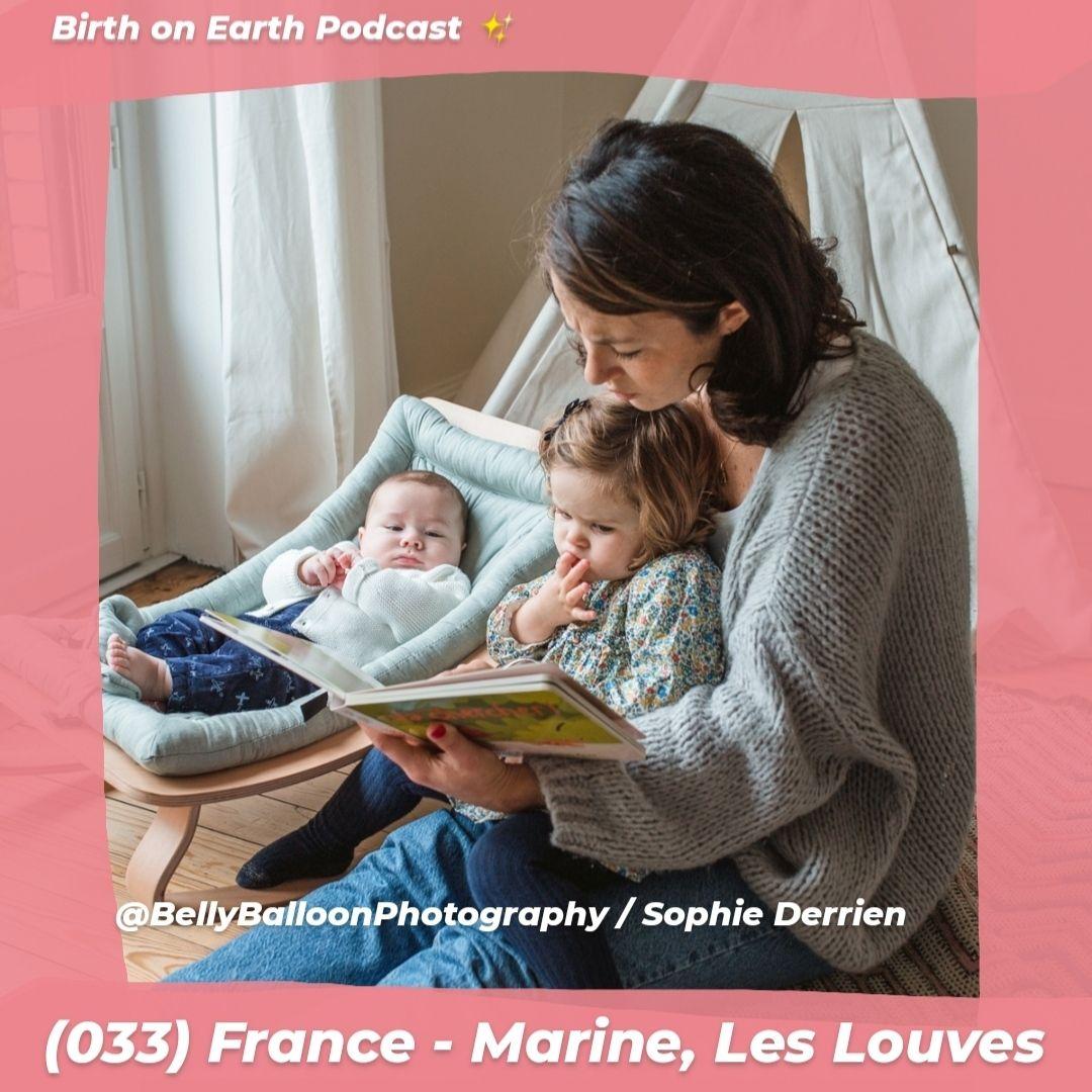 (033) France – Marine, les Louves