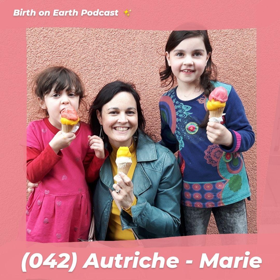 (042) Autriche – Marie