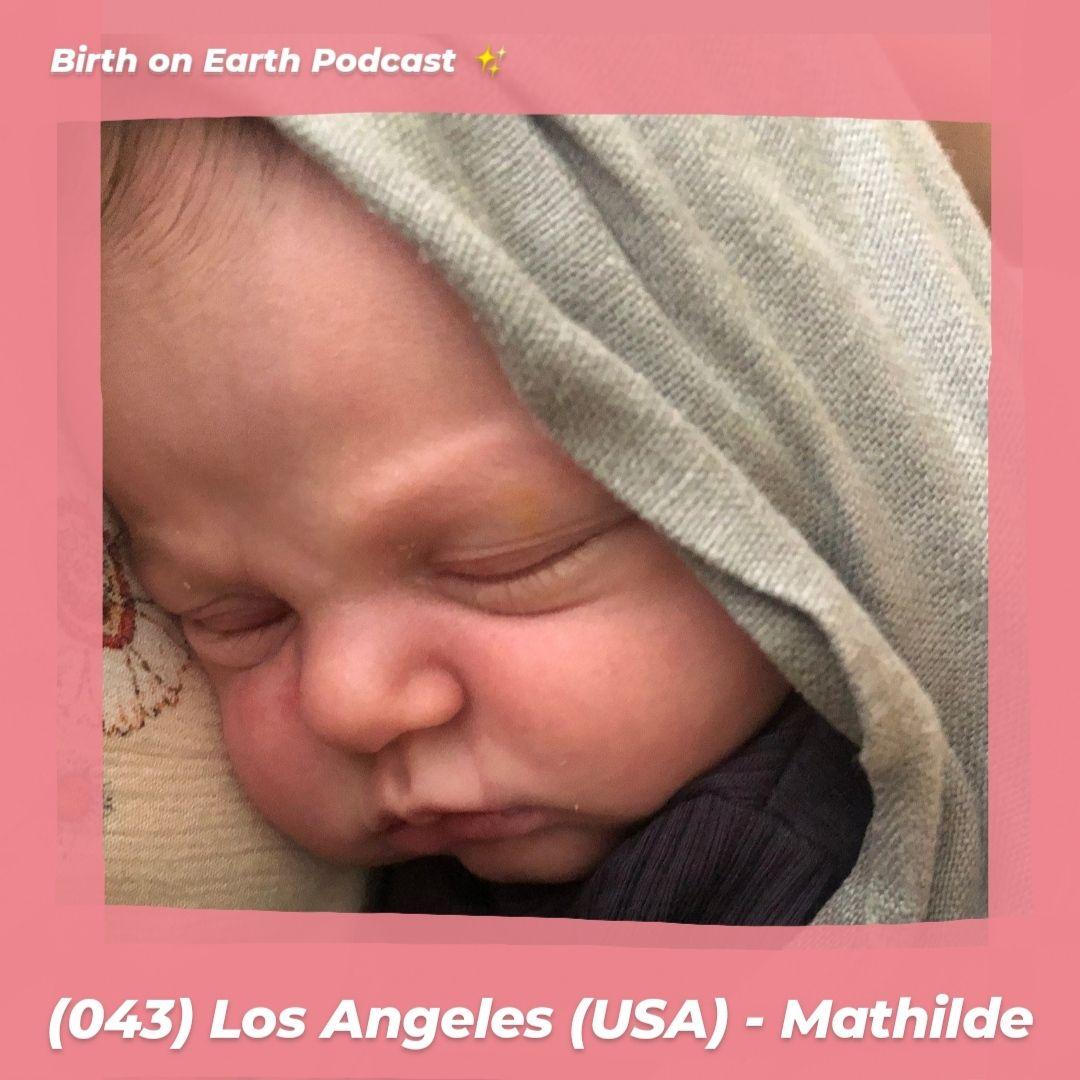 (043) Los Angeles (USA) – Mathilde