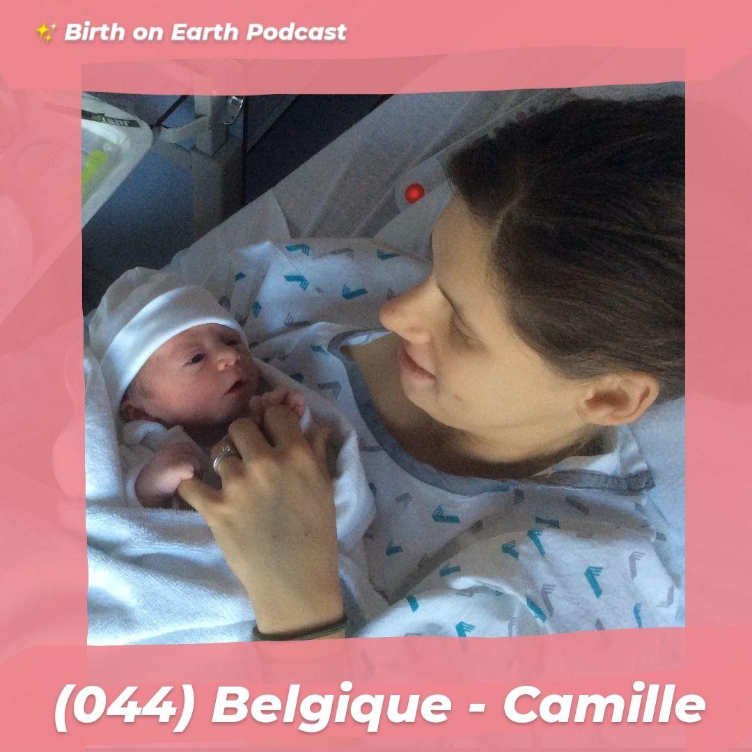 (044) Belgique – Camille