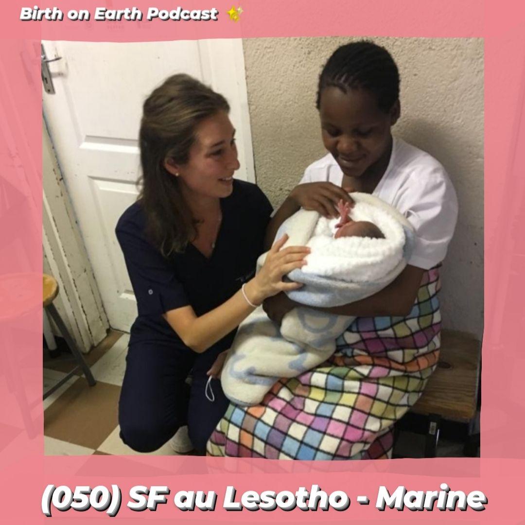 (050) SF au Lesotho – Marine